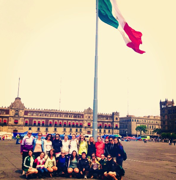 We will never forget this amazing trip to Mexico!